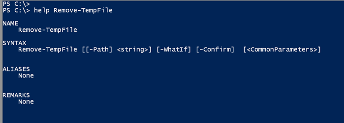 PowerShell Blogging Week: Supporting WhatIf and Confirm • The Lonely