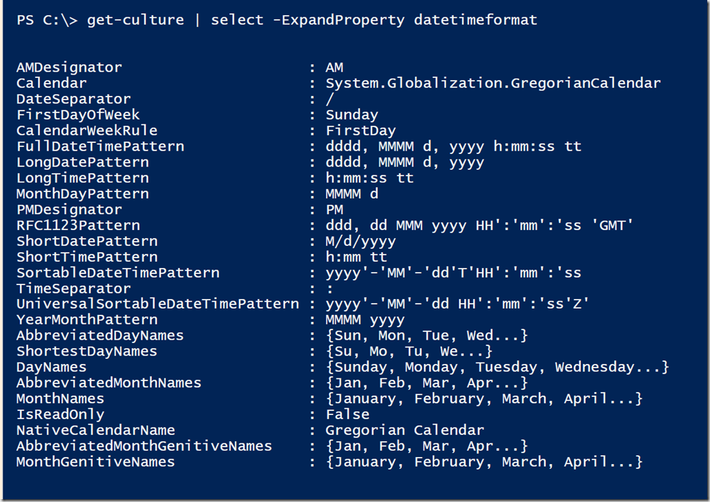 Extending PowerShell DateTime Objects • The Lonely Administrator