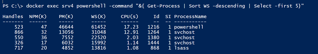 PowerShell Remoting Sessions and Containers • The Lonely